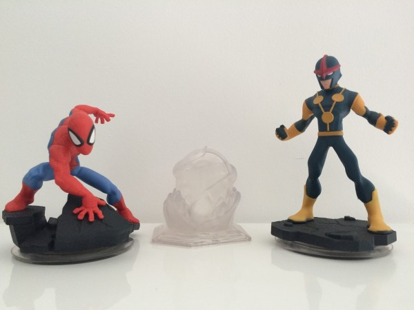 Disney Infinity 2.0 - Pack Aventure Ultimate Spider-Man  Marvel Super Heroes 1
