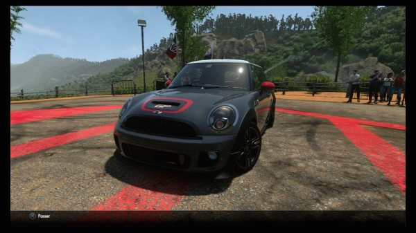 DRIVECLUB Mini