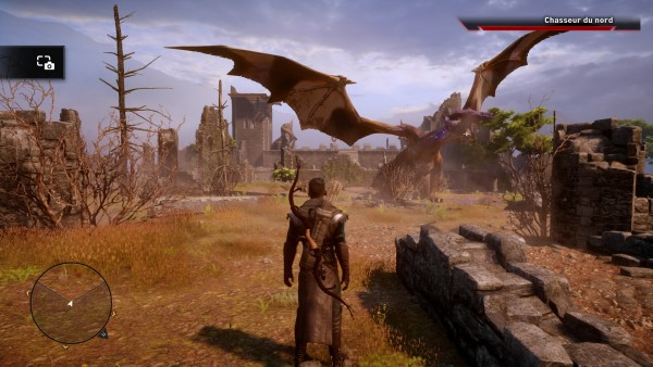 Dragon Age Inquisition dragon