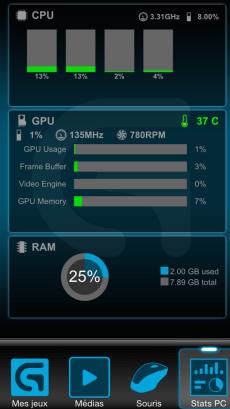 Arx Control CPU