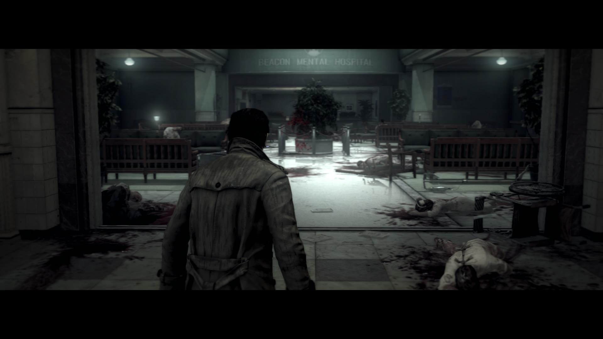 The Evil Within massacre