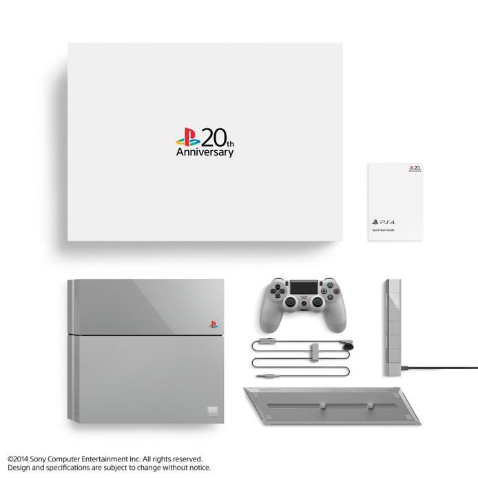 PlayStation 20th Anniversary