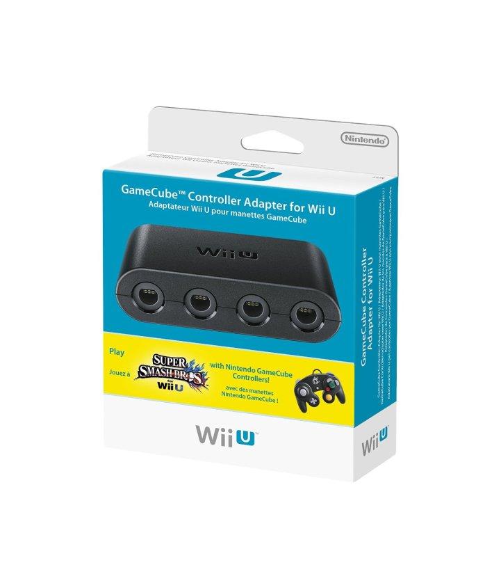 Adaptateur Wii U