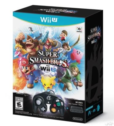 Manette Gamecube Wii U
