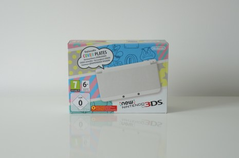 Nintendo New 3DS Box