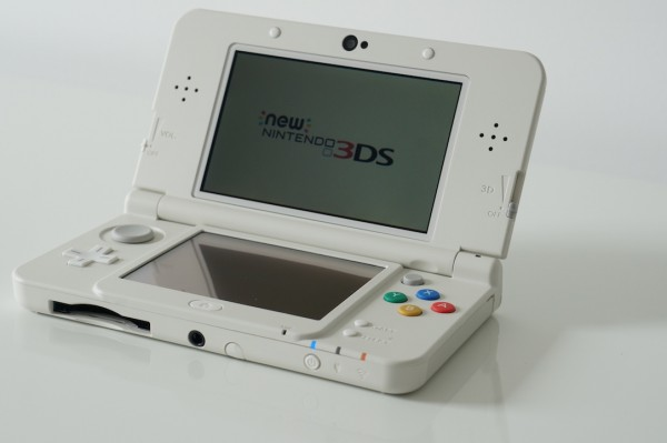 Nintendo New 3DS Nintendo New 3DS On