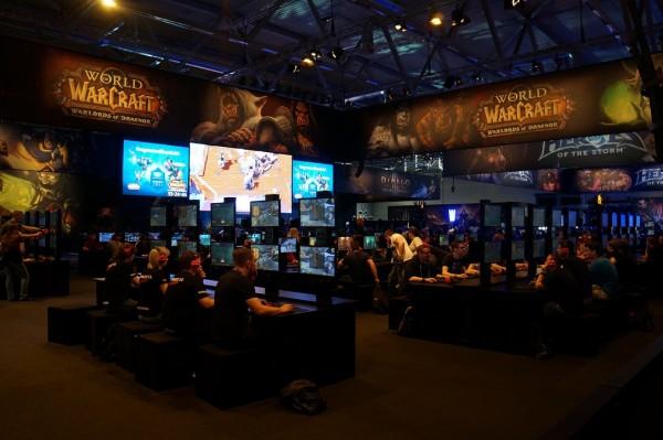 Blizzard Gamescom 2014