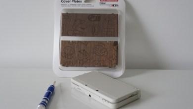 Photo of Nintendo New 3DS : changez votre cover plate