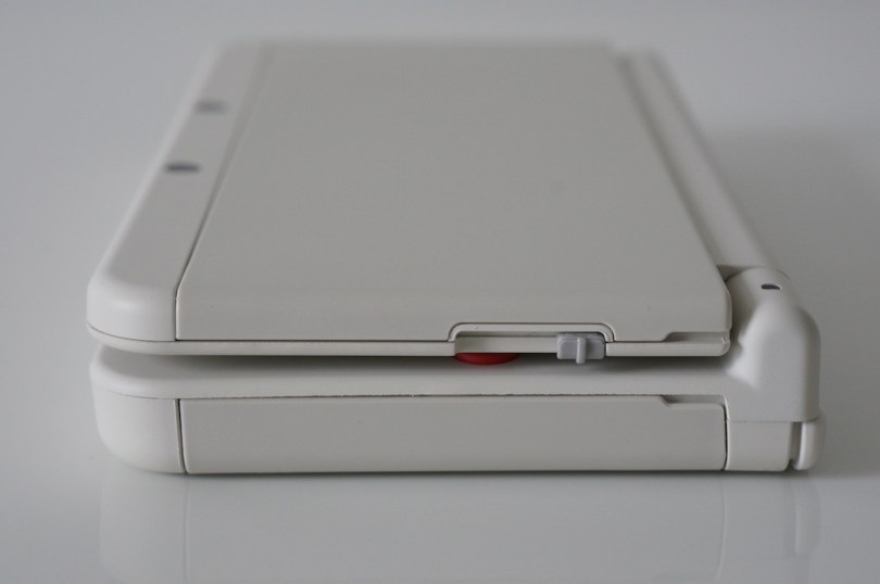 New 3DS Cover Plate encoche