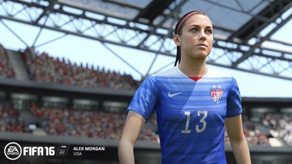 FIFA 16 Femme