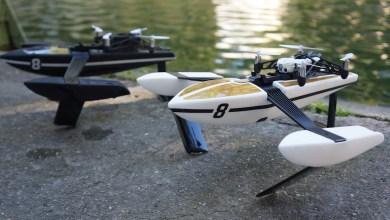 Photo of Prise en main du Drone Parrot Hydrofoil