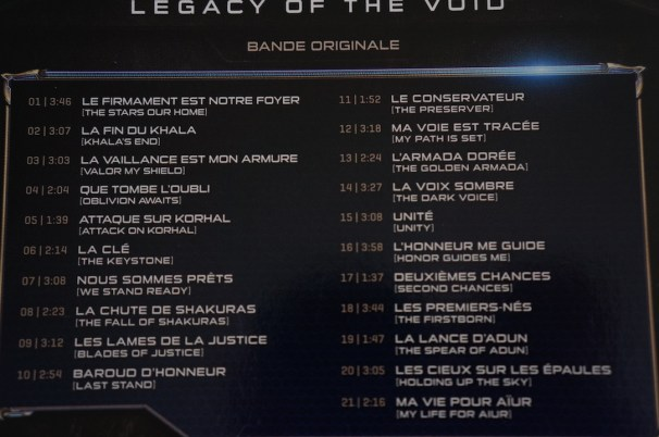 collector Stacraft II Legacy of the void