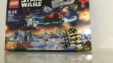 Photo of [Préco] Calendrier de l'avent Lego StarWars