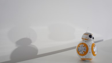 Photo of Test du droid BB-8 de Sphero