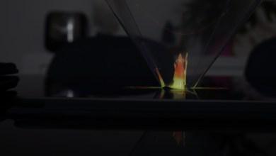 Photo of Un Hologramme Lego pour lancer sa licence Nexo Knights