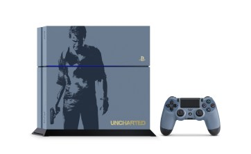 collector uncharted 4 PS4