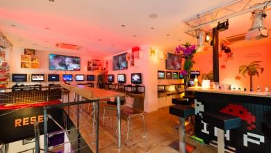 Photo de Le Reset, un bar Retrogaming à Paris