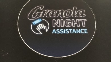 Granola Night Assistance