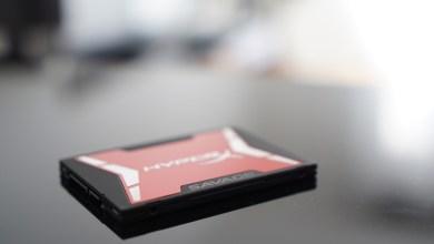 Photo of Test SSD Kingston HyperX Savage 120 Go