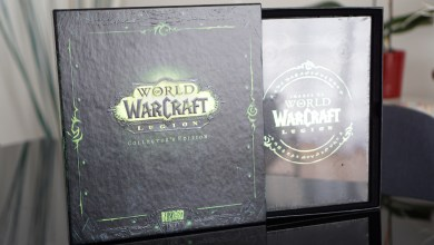 Photo of Unboxing – Collector World of Warcraft Legion