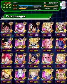 Box Tomiiks Dokkan Battle INT