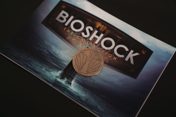 Unboxing Press Kit Bioshock Infinite