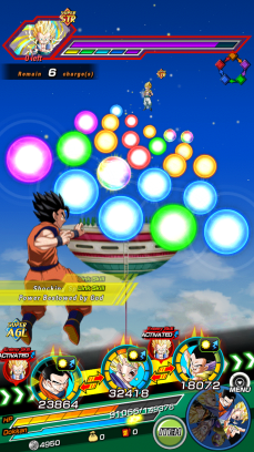 Super Gotenks Dokkan Battle