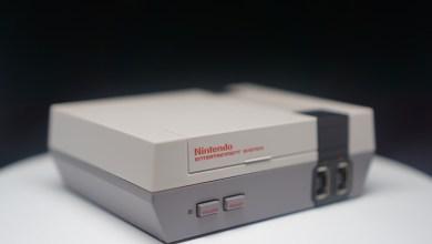 Photo of Unboxing Nintendo Classic Mini