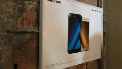 Photo of Découverte des Samsung Galaxy A3 et A5 2017