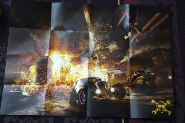 Press kit Motorstorm Apocalypse