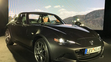 Photo of Découverte de la Mazda MX-5 RF (2017)