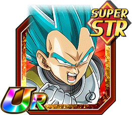 New Realms of Saiyan Power Super Saiyan God SS Vegeta