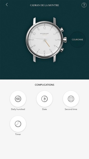 Kronaby Connected Watches