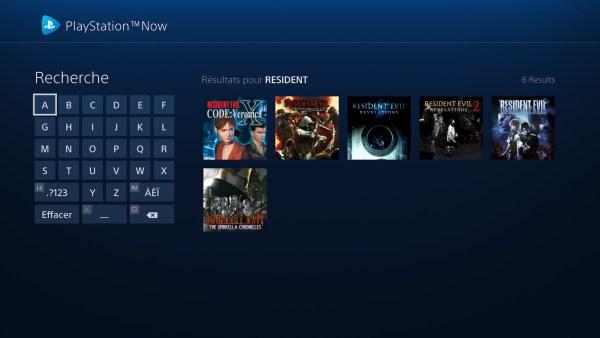 Bêta PlayStation Now sur PS4