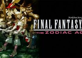 Avis Final Fantasy XII The Zodiac Age sur PS4 Pro