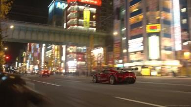 Honda NSX Gt sport tokyo