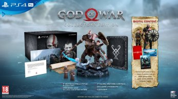 Edition Collector God of War