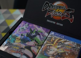 Unboxing – Dragon Ball FighterZ PS4 Edition Collector