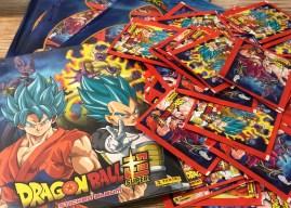 Panini lance un album de stickers Dragon Ball Super