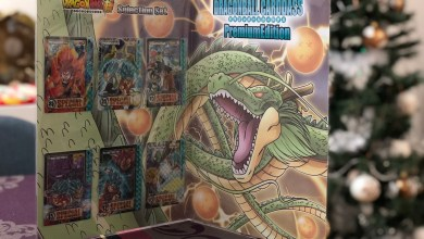 Photo of [MyCollection] Dragon Ball Carddass Premium Edition Part 3