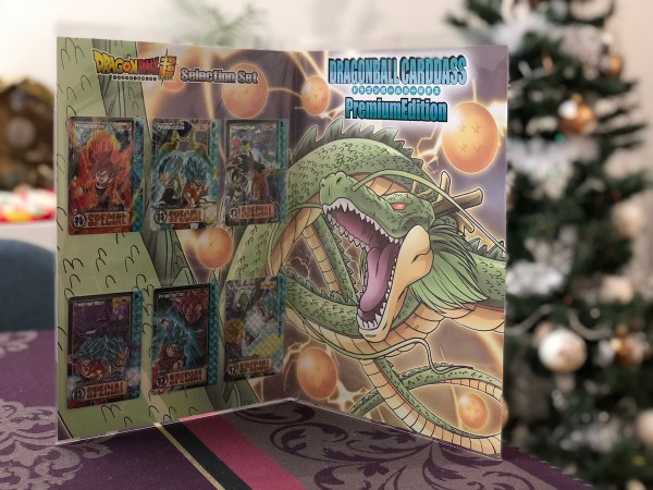 DRAGON BALL CARDDASS PREMIUM EDITION part 3