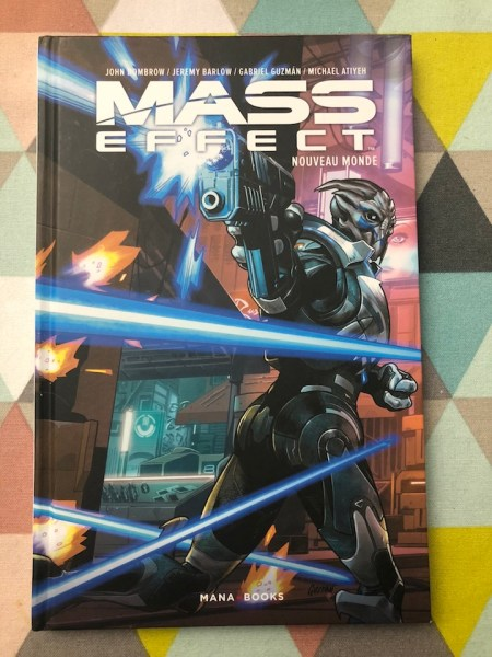 Mass Effect Comics