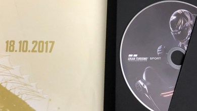 Photo de Unboxing – Press Kit Gran Turismo Sport