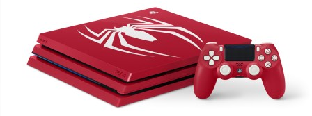 Pack Spider-man PS4 Pro