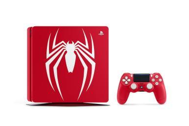 Spider-man PS4 Slim