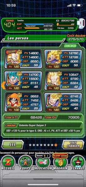 Vegeto LR Team