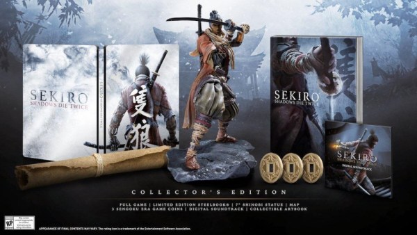 édition-collector-Sekiro-Shadows-Die-Twice