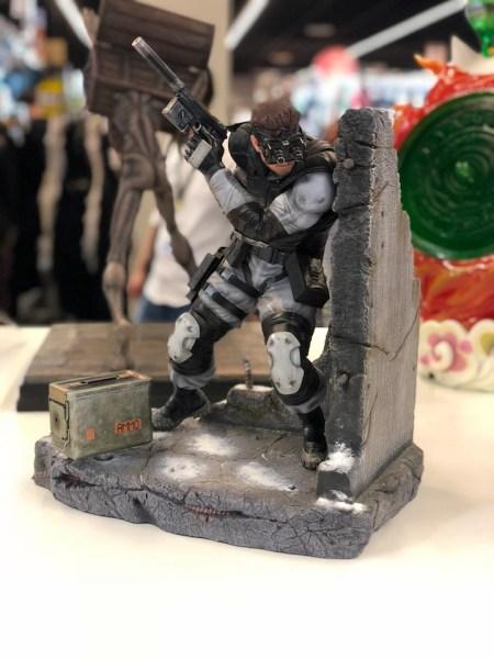 F4F Metal Gear Solid