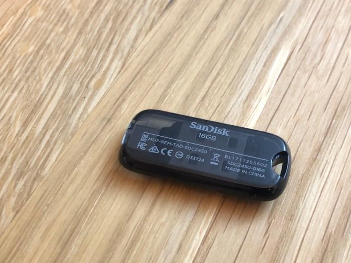 Clé SanDisk Ultra USB-C 16 GB