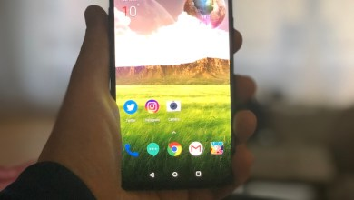 Photo of Test du Smartphone Android OnePlus 6T